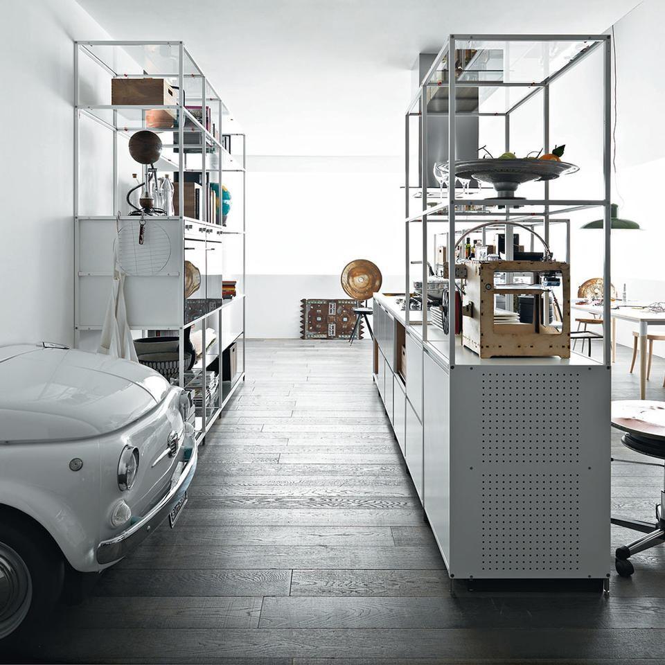 European Kitchen Brands Meccanica Meccanicyea Demode Valcucine Demode Pinterest