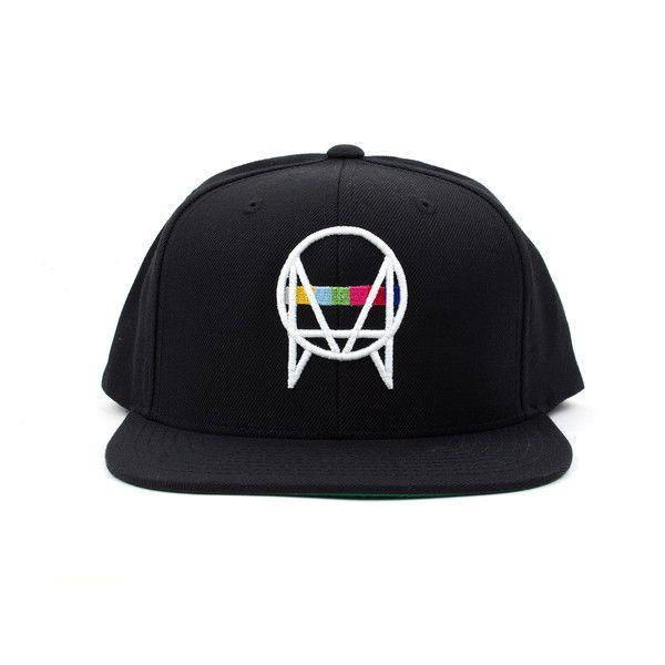 04a937f7d11 Owsla Logo Unisex Adjustable Flat Bill Hat Baseball Cap Black ...