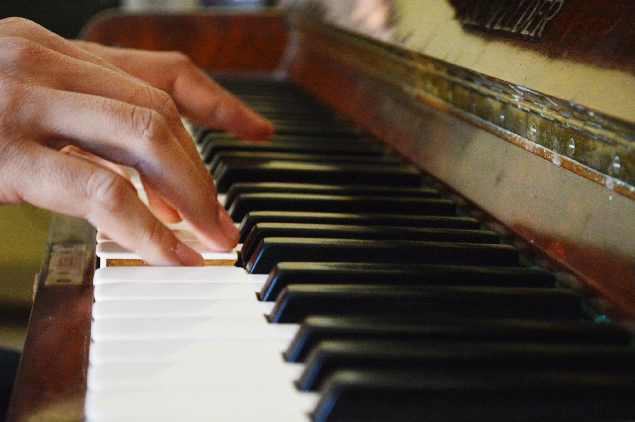 #musica #piano #mybrother #domingo #feliz #dia05
