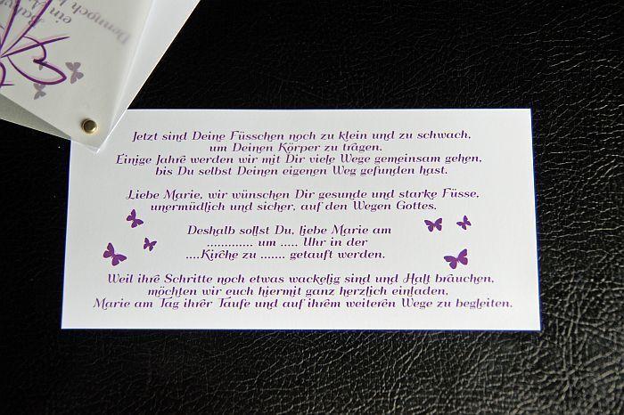 Einladungskarten - ♥ Einladungskarte Taufe Einladung Lichthülle - ein Designerstück von marion-designisch bei DaWanda