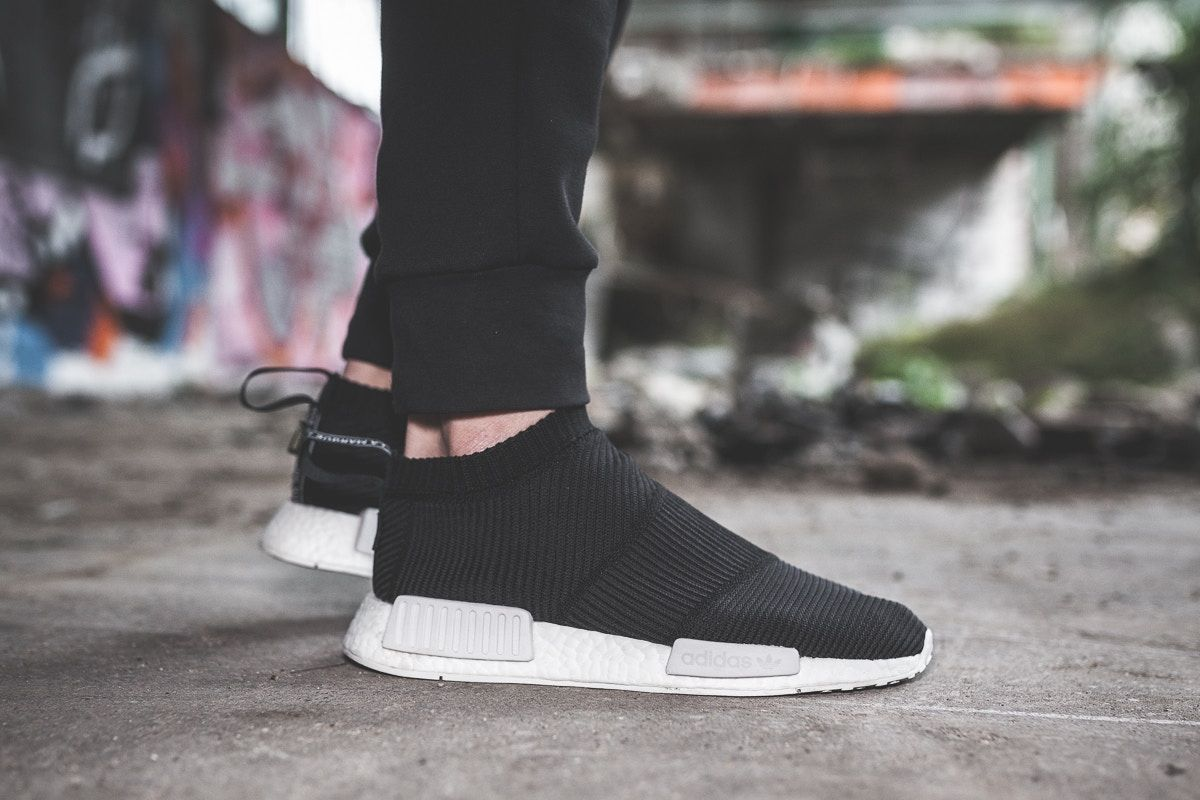 on sale 68d3d e0253 adidas Originals NMD CS1 GORE TEX Pack On Feet Closer Look 2017 November  Release Date Info Sneakers Shoes Footwear