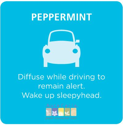 Peppermint essential oil #tip #aromatherapy