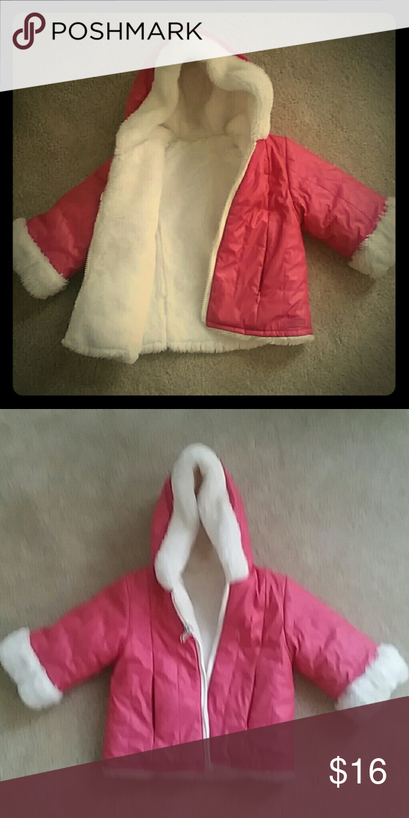 Children's place puffy coat Excellent condition winter coat for your litle girl. Very warm and cozy. Children's Place Jackets & Coats Puffers