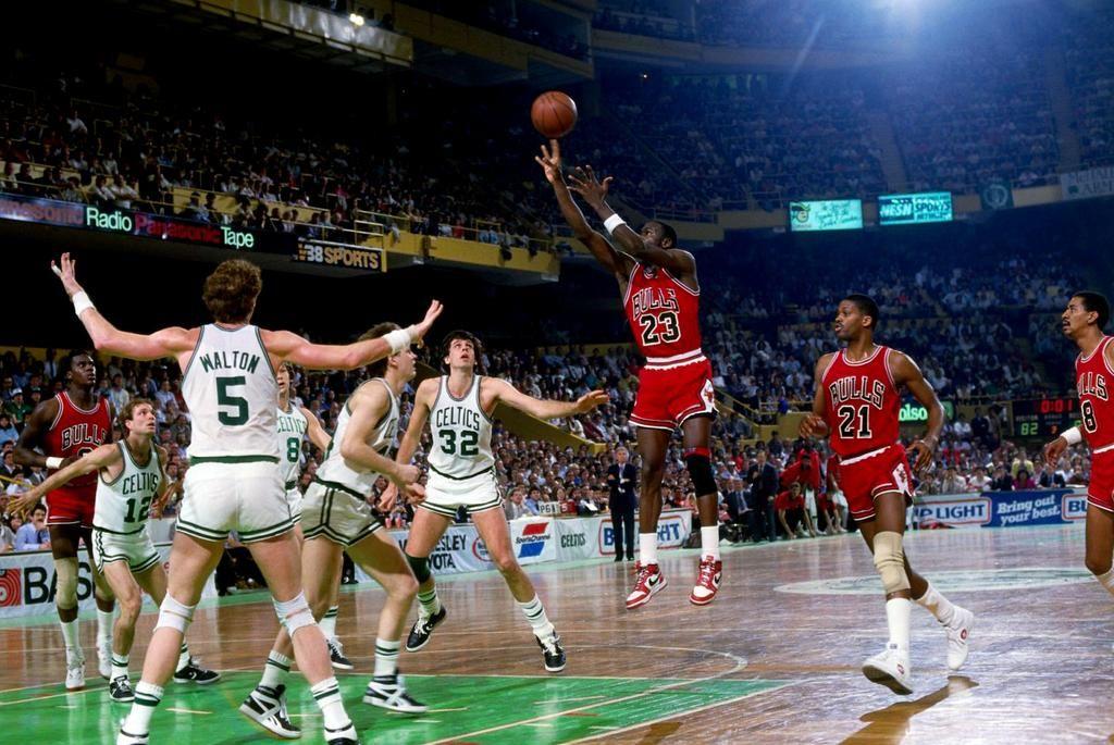Faul y Cuenta on Chicago bulls, Deportes y Michael jordan