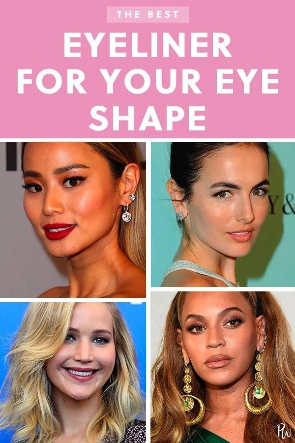 Most Flattering Eyeliner Technique for Your Eye ShapeThe Most Flattering Eyeliner Technique for You