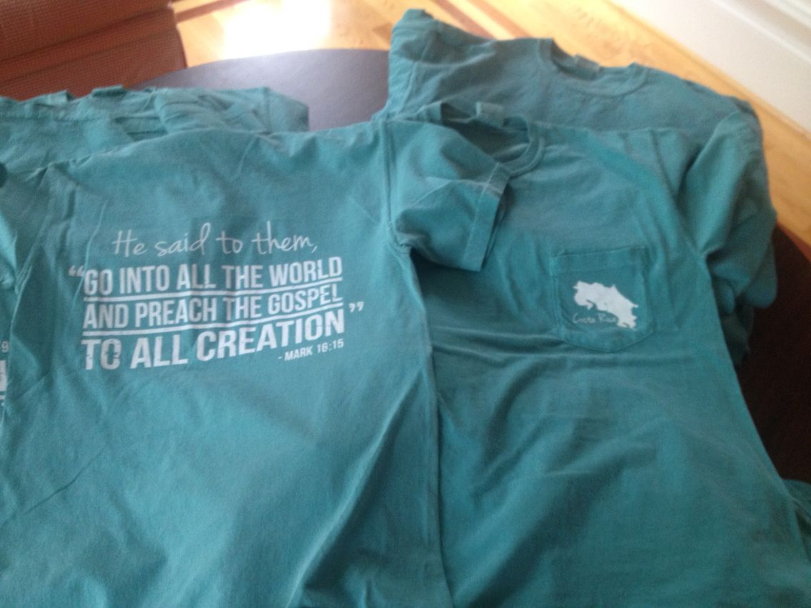 Shirt design mission tx - How To Raise Money For Mission Trips Sell Tee Shirts
