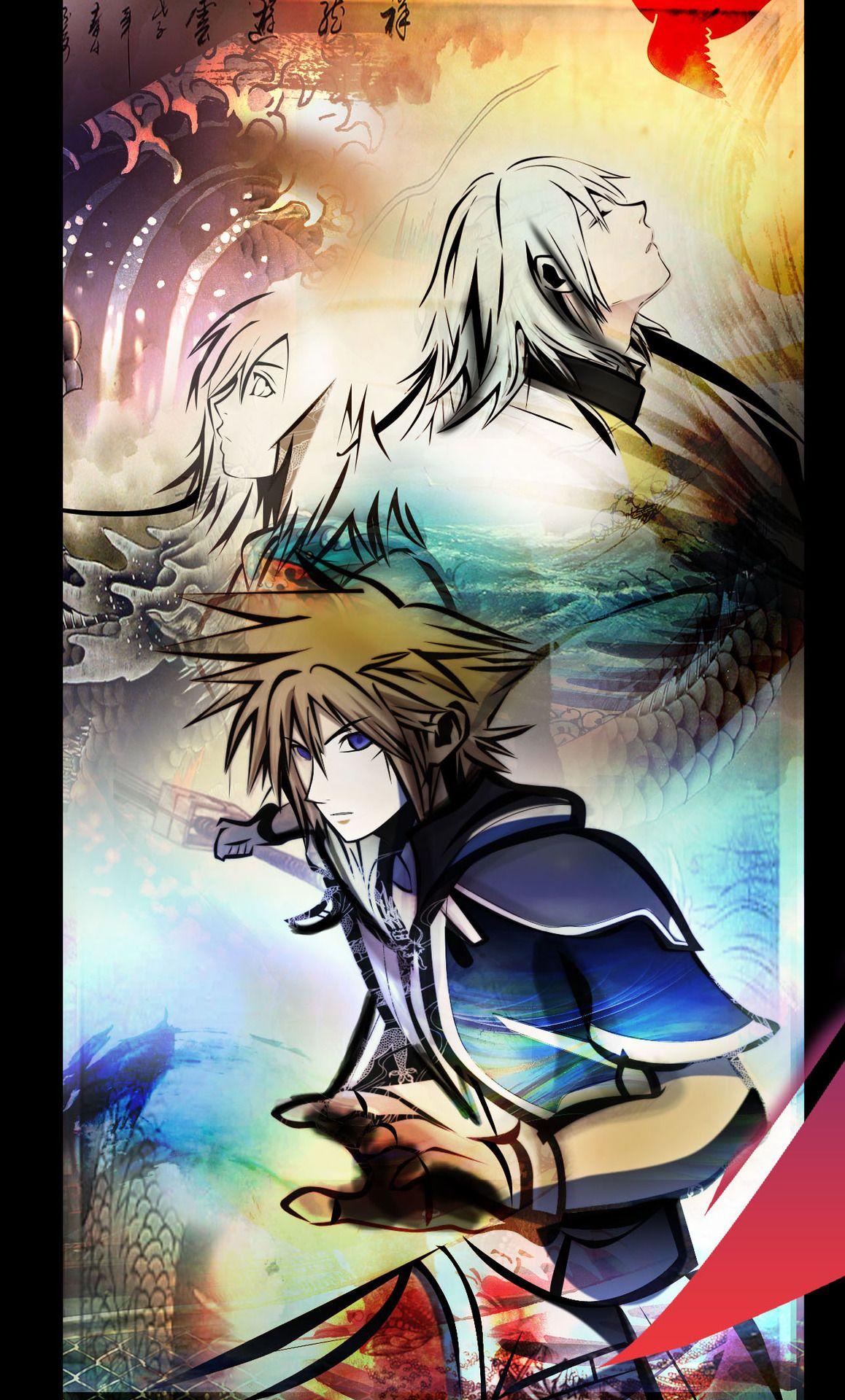 Kingdom Hearts (With images) | Kingdom hearts art, Kingdom