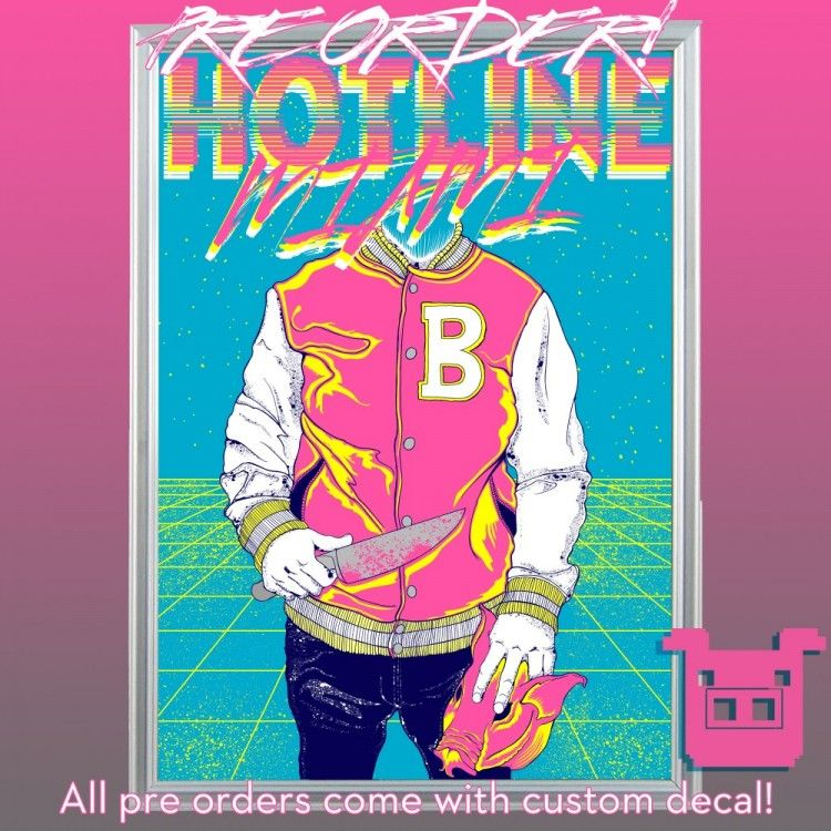 No Lives Remaining: Critical Analysis and Game Reviews ... |Hotline Miami Pig Mask Rubber
