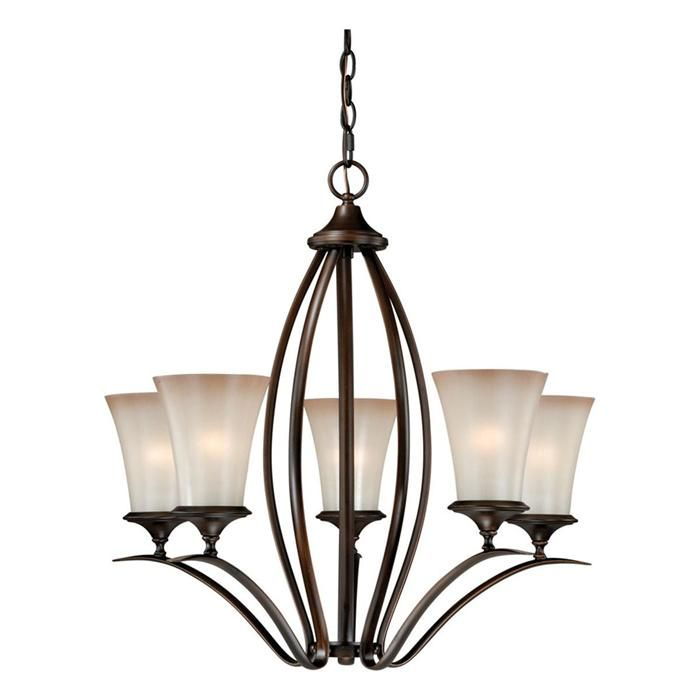 Sonora 5 light chandelier in venetian bronze nebraska furniture mart