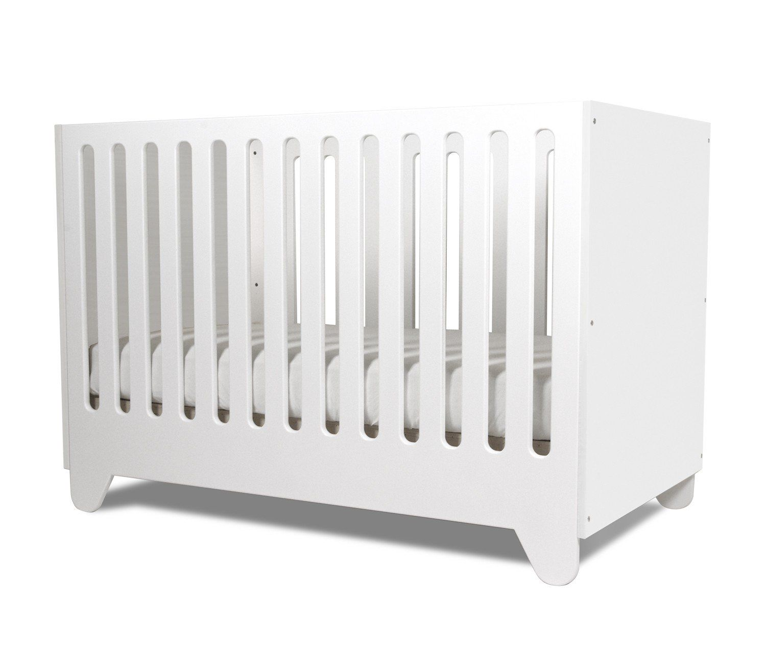 Baby cribs not made in china - Spot On Square Hiya Crib End Panels White Collection Hiya Made In