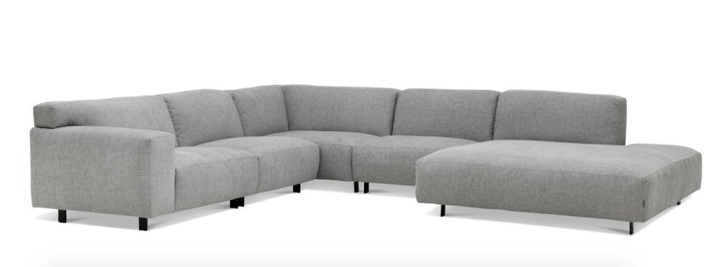 Vesta Sectional Manufactured By Furninova Http Www