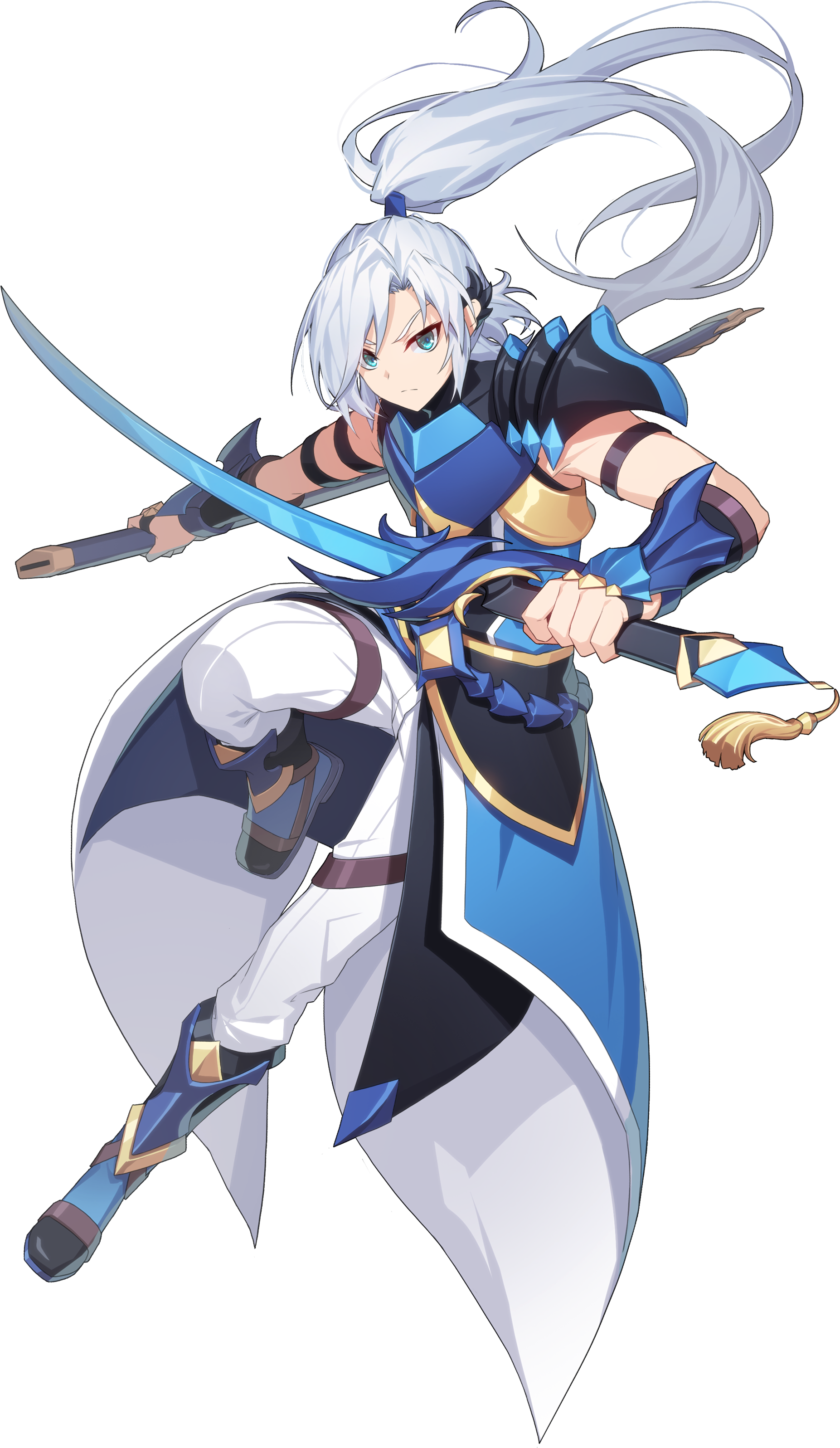 Lass/Grand Chase Dimensional Chaser | Anime warrior, Anime