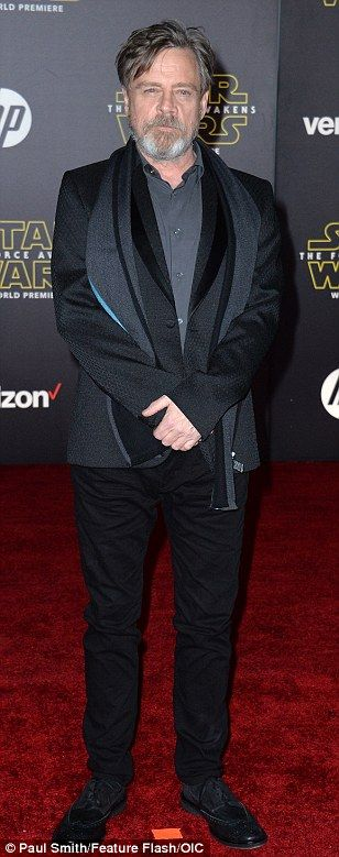 Mark - Star Wars: The Force Awakens World Premiere Red Carpet Event
