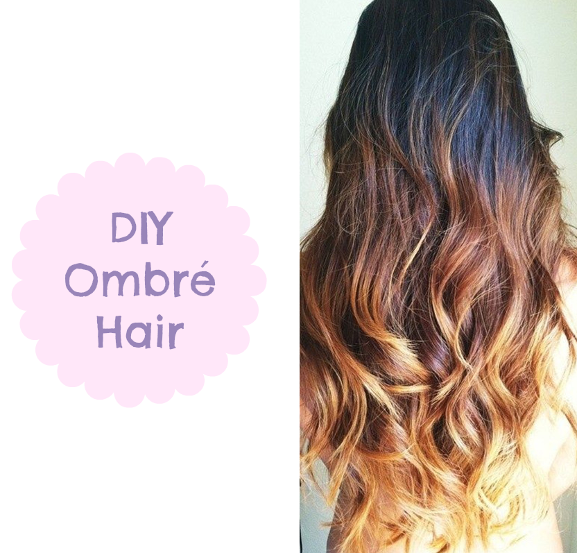 is OMBRE hair? It\'s a style of hair, where the tips of the hair ...