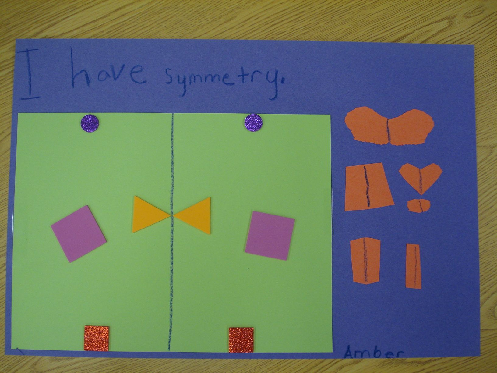 Symmetry Activity With Images