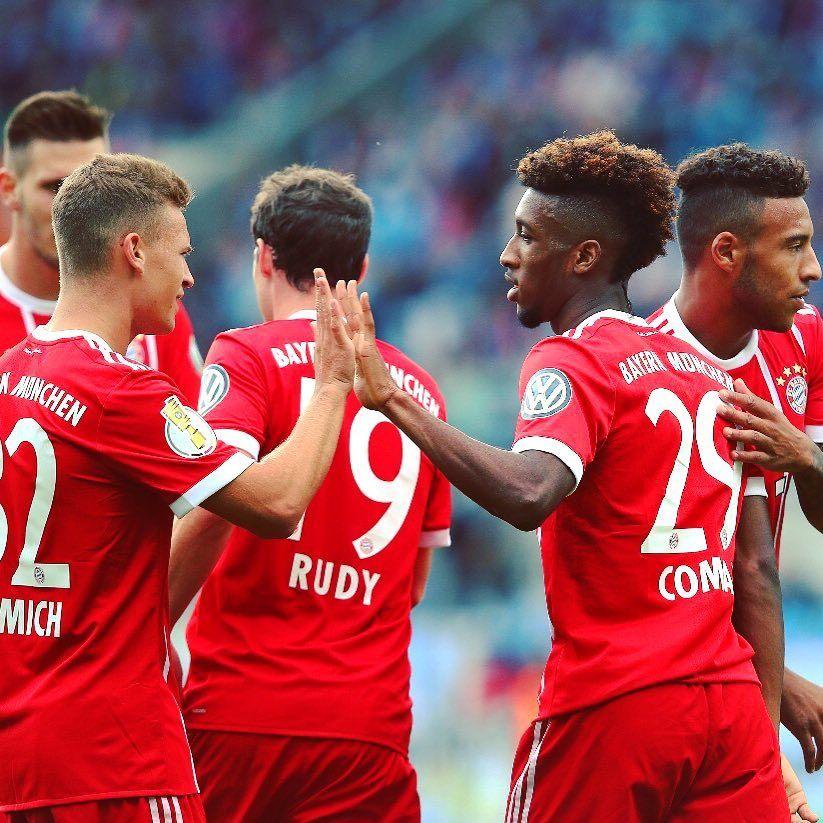 Team Spirit Bayern Munich Bayern Munich