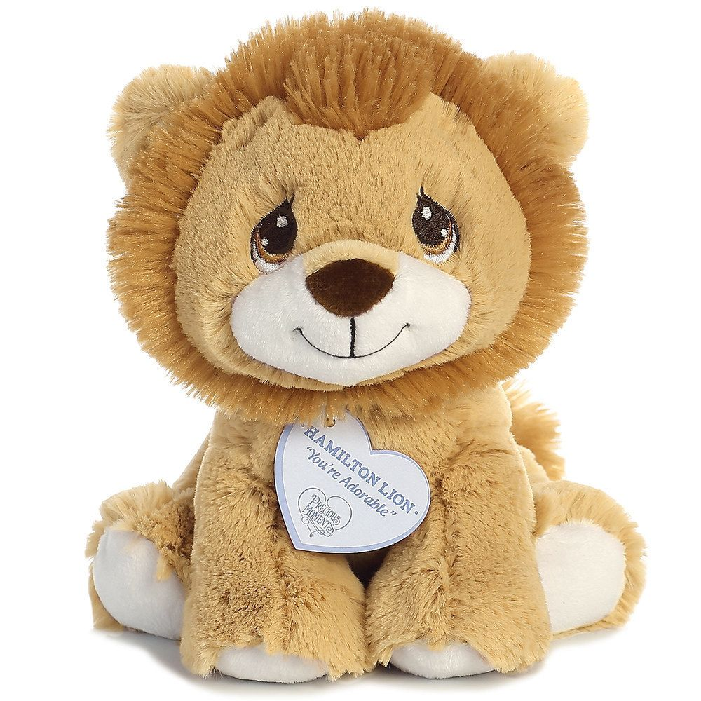 Precious Moments, You're Adorable Hamilton Lion Stuffed