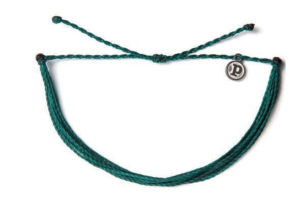 Pura Vida Solid Bracelet, Multiple Colors