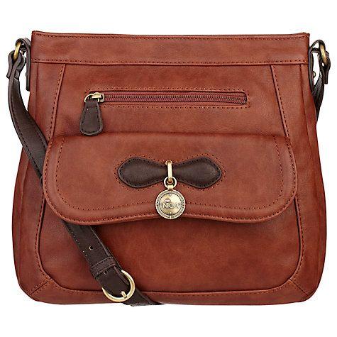 Nica Agnes Across Body Flat Handbag Online At Johnlewis