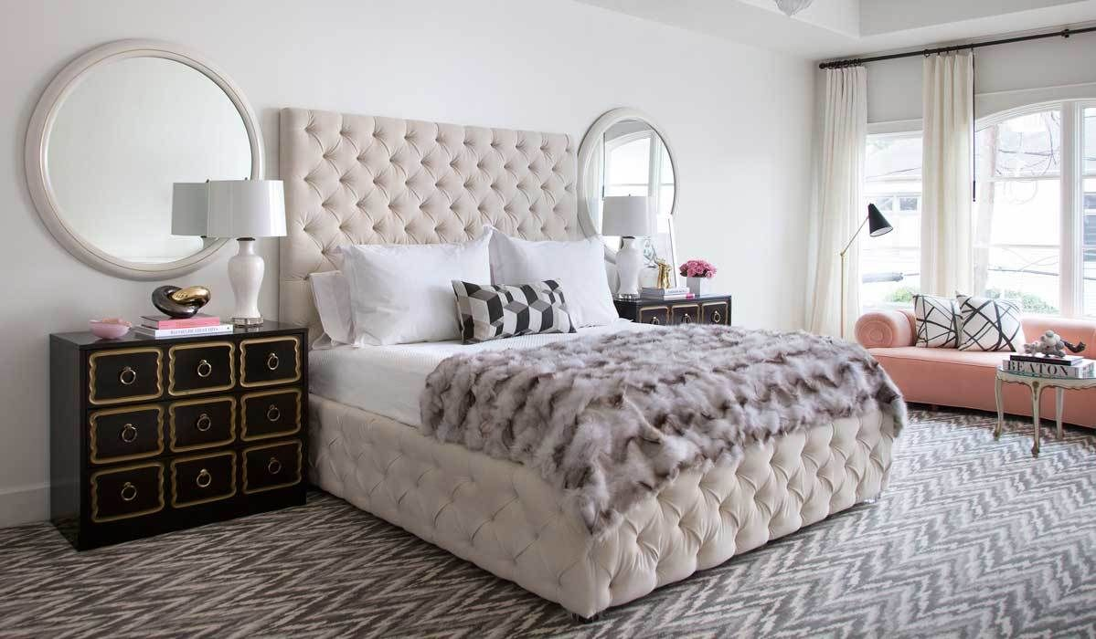 Modernize Your Bedroom with These Upholstered Beds  Sophisticated