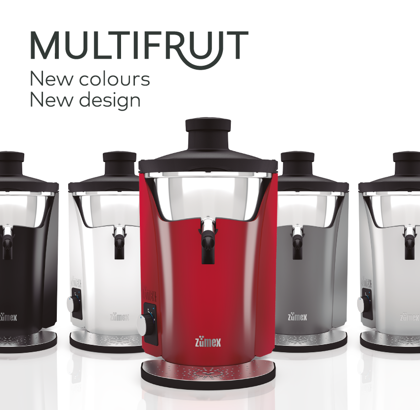 #Multifruit. New colours, new design. #January 2017
