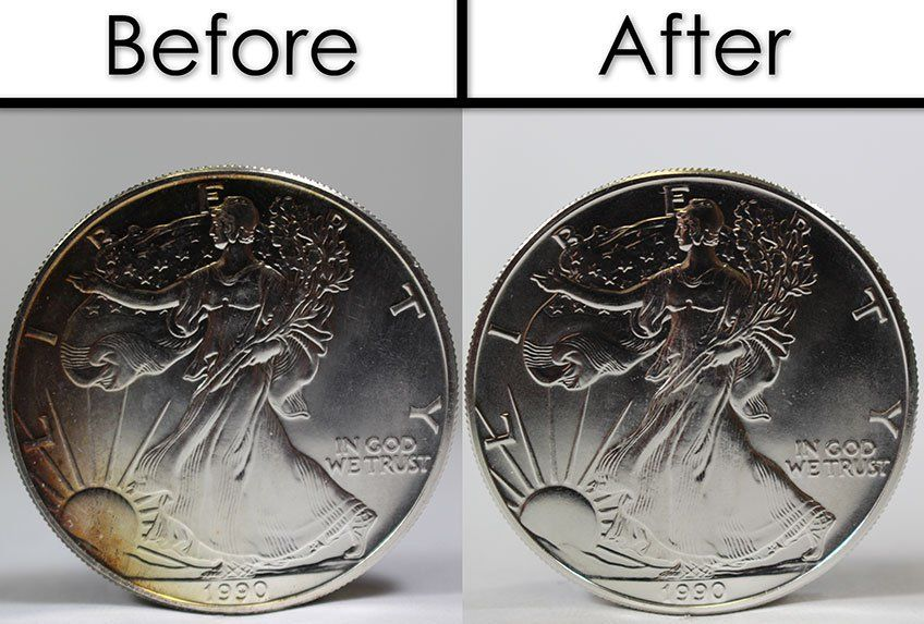 How to Clean Silver Coins 7 Steps to Safely Restore Your