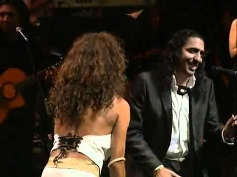 Rosario Flores Con El Cigala Te Quiero Te Quiero Abba Musica Flamenca Videos De Musica Musica Romantica
