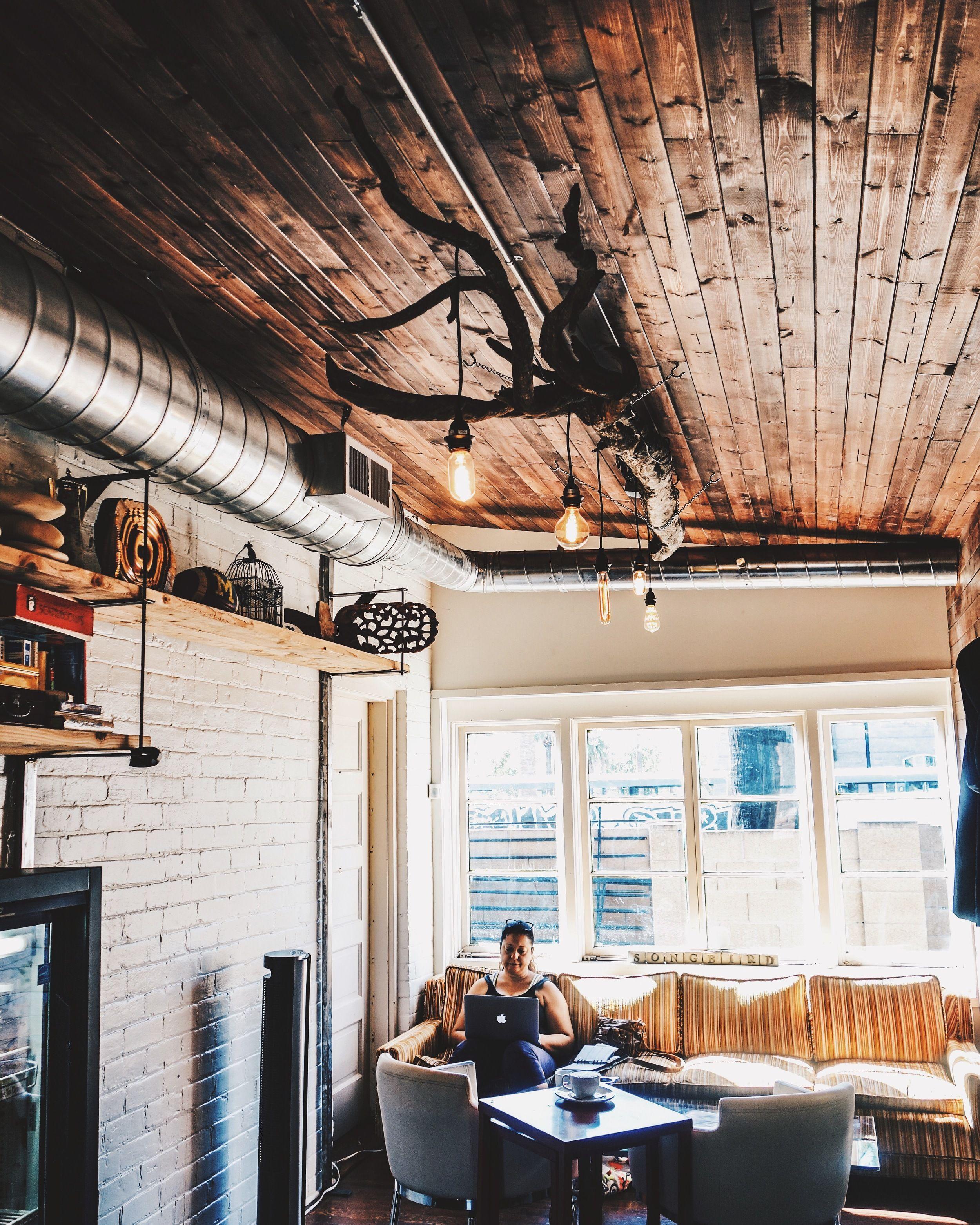 Songbird Coffee & Tea - Phoenix, A.Z. — The Coffee Nomad