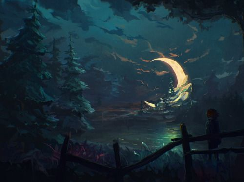 YÈWǍN[noun]night; evening.Etymology Chinese 夜晚.[Sylar113