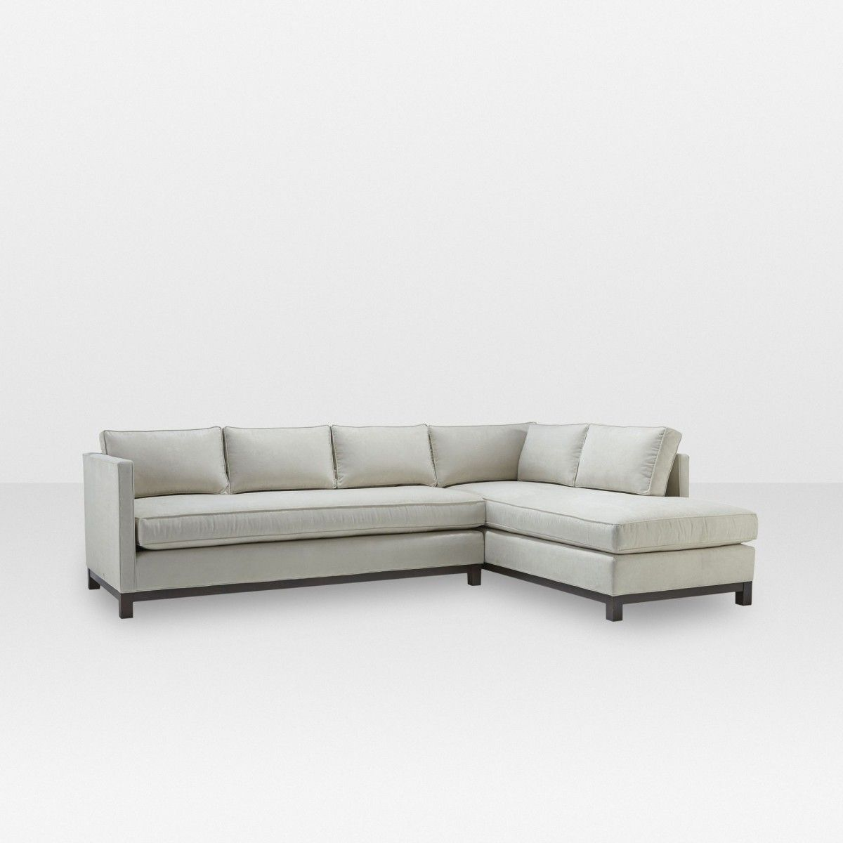 Mitchell Gold + Bob Williams Clifton Left Arm Sofa   ELTE