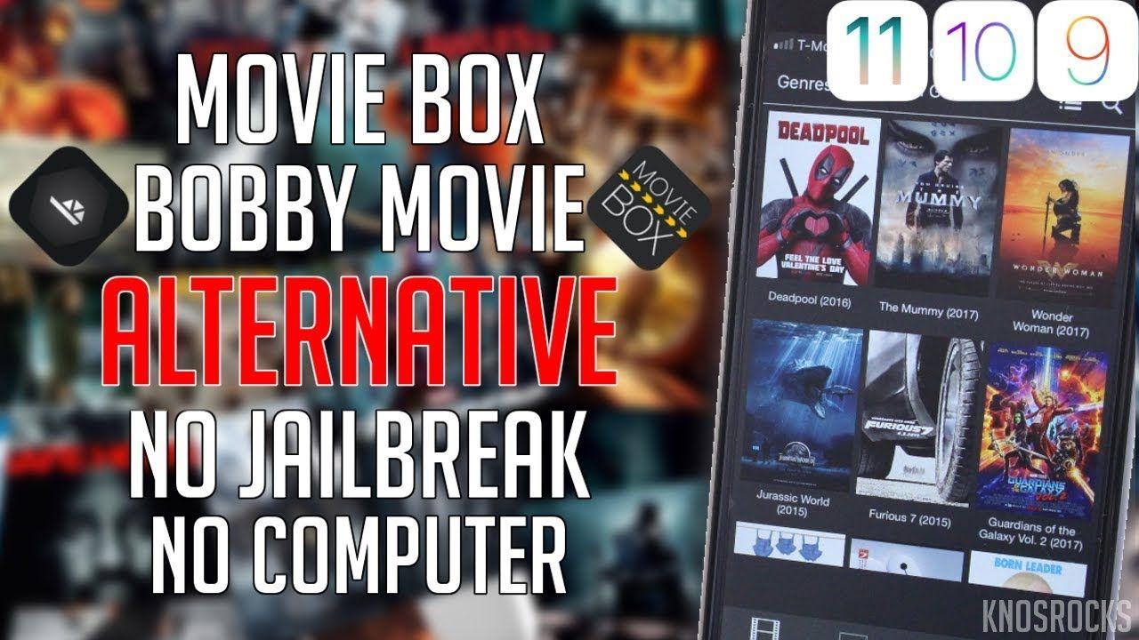 Get Original Movie HD iOS 11 11.0.2 / 10 / 9 Free No