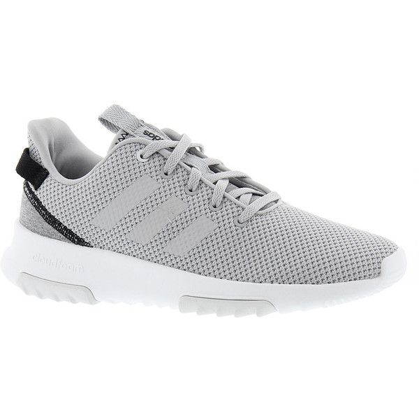 727416c111494 adidas Cloudfoam Racer TR Women s Grey Sneaker ( 75) ❤ liked on Polyvore  featuring shoes