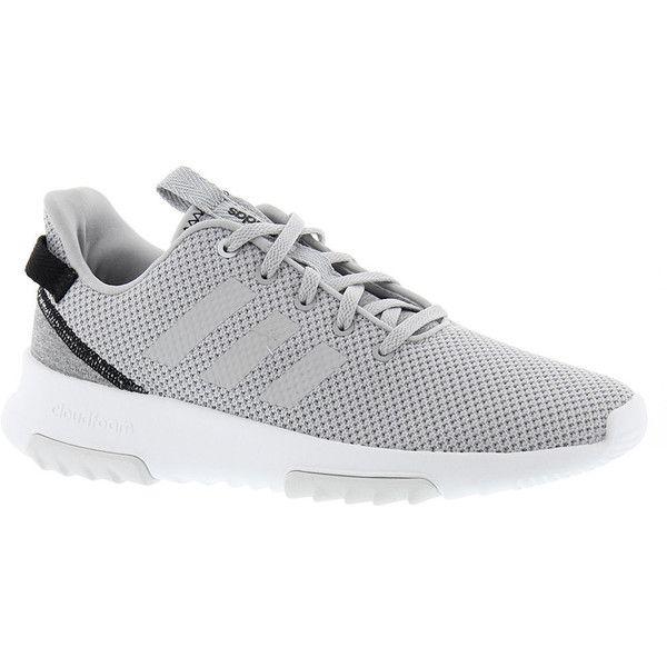 Adidas Cloudfoam Racer Tr Women S Grey Sneaker 75 Liked On