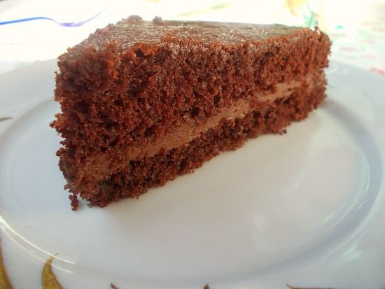 Torta mascarpone e cioccolato