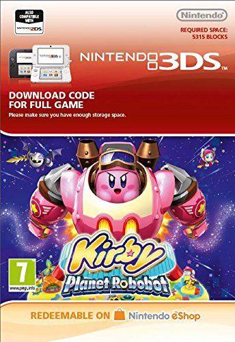 Kirby Planet Robobot [3DS Download Code - UK Account | NINTENDO 3DS