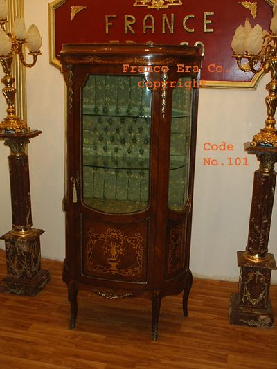 antique curio cabinet - Google Search