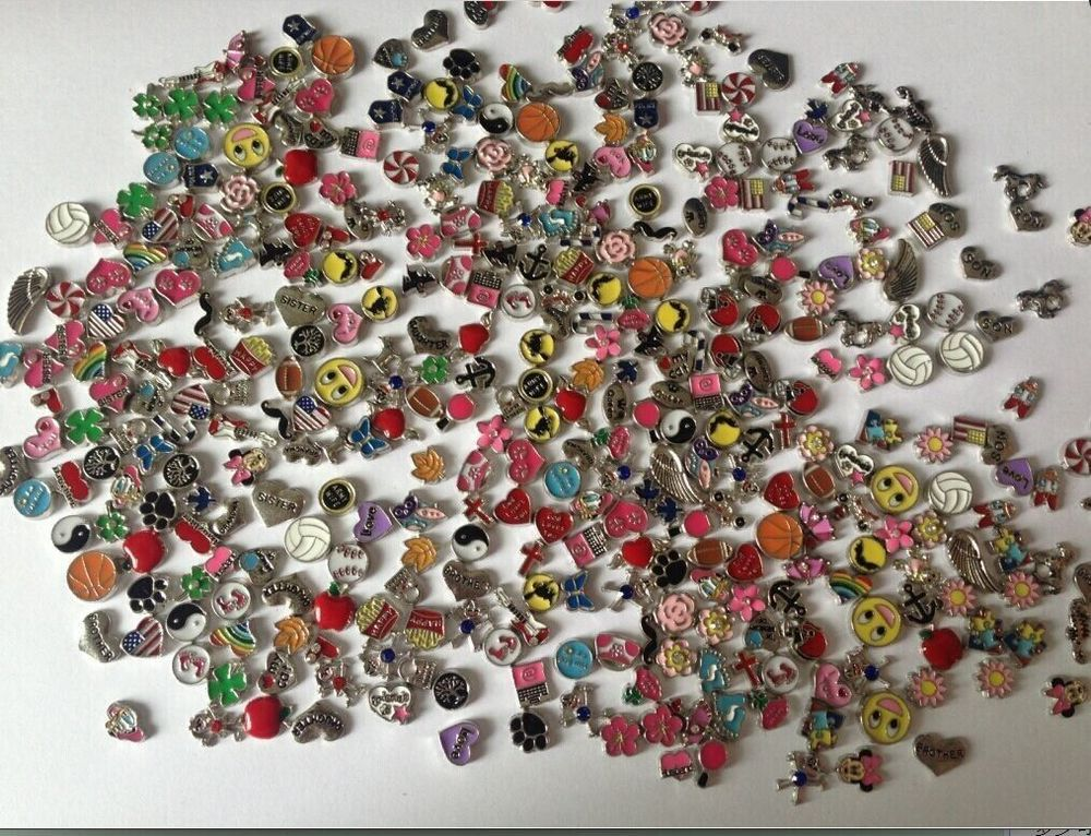 Floating charms lot living memory glass locket charms wholesale free floating charms lot living memory glass locket charms wholesale free shipping in jewelry watches fashion jewelry charms charm bracelets ebay aloadofball Image collections