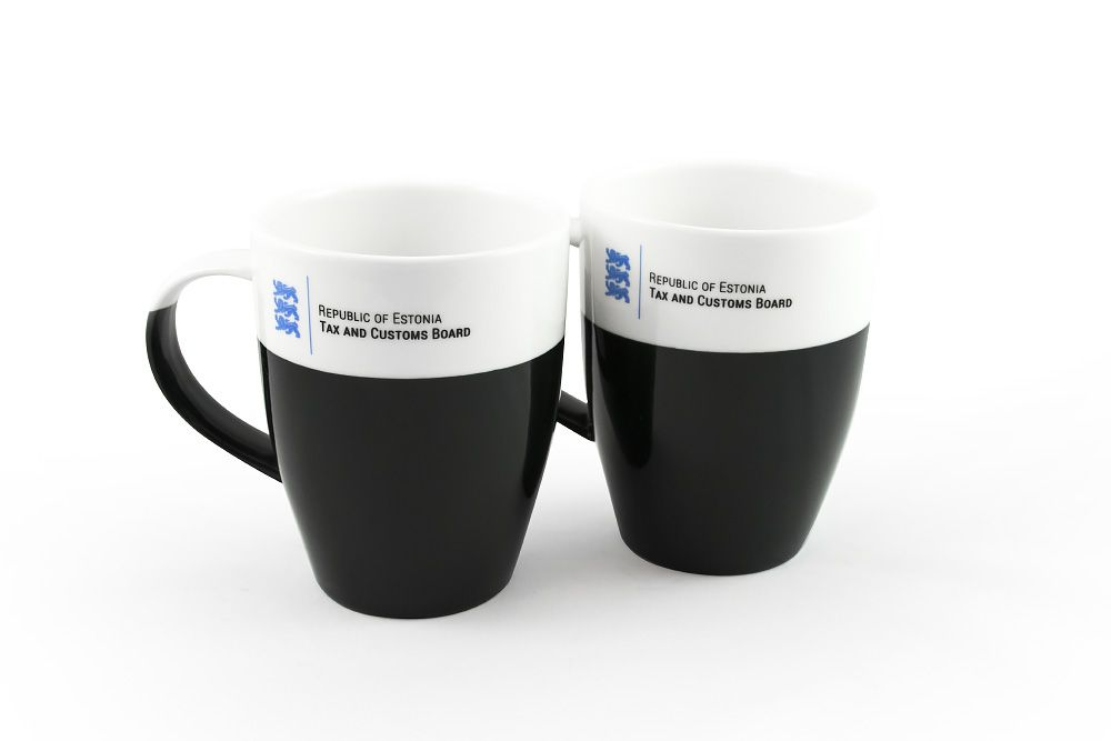 Maksu- ja tolliameti kruusid www.stillabunt.ee