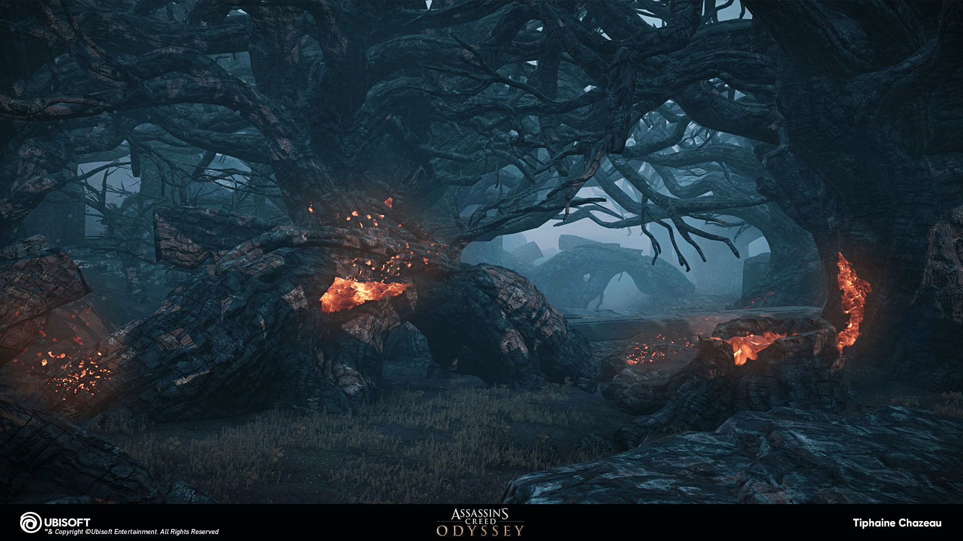 Pin By Jonah Perry On Vfx Inspiration Assassins Creed Odyssey