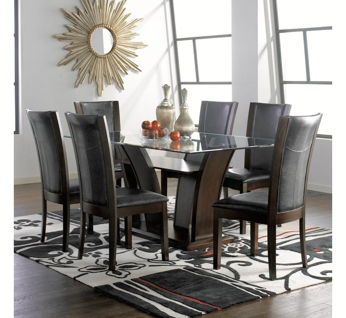 South Beach 5pc Dining Set Badcock More Dining Room Furniture Collections Dinning Room Sets Furniture [ 1012 x 1100 Pixel ]