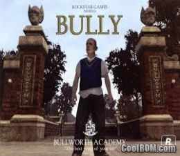 Bully ROM (ISO) Download for Sony Playstation 2 / PS2 - CoolROM.com   Bully  game, Playstation, Bullying