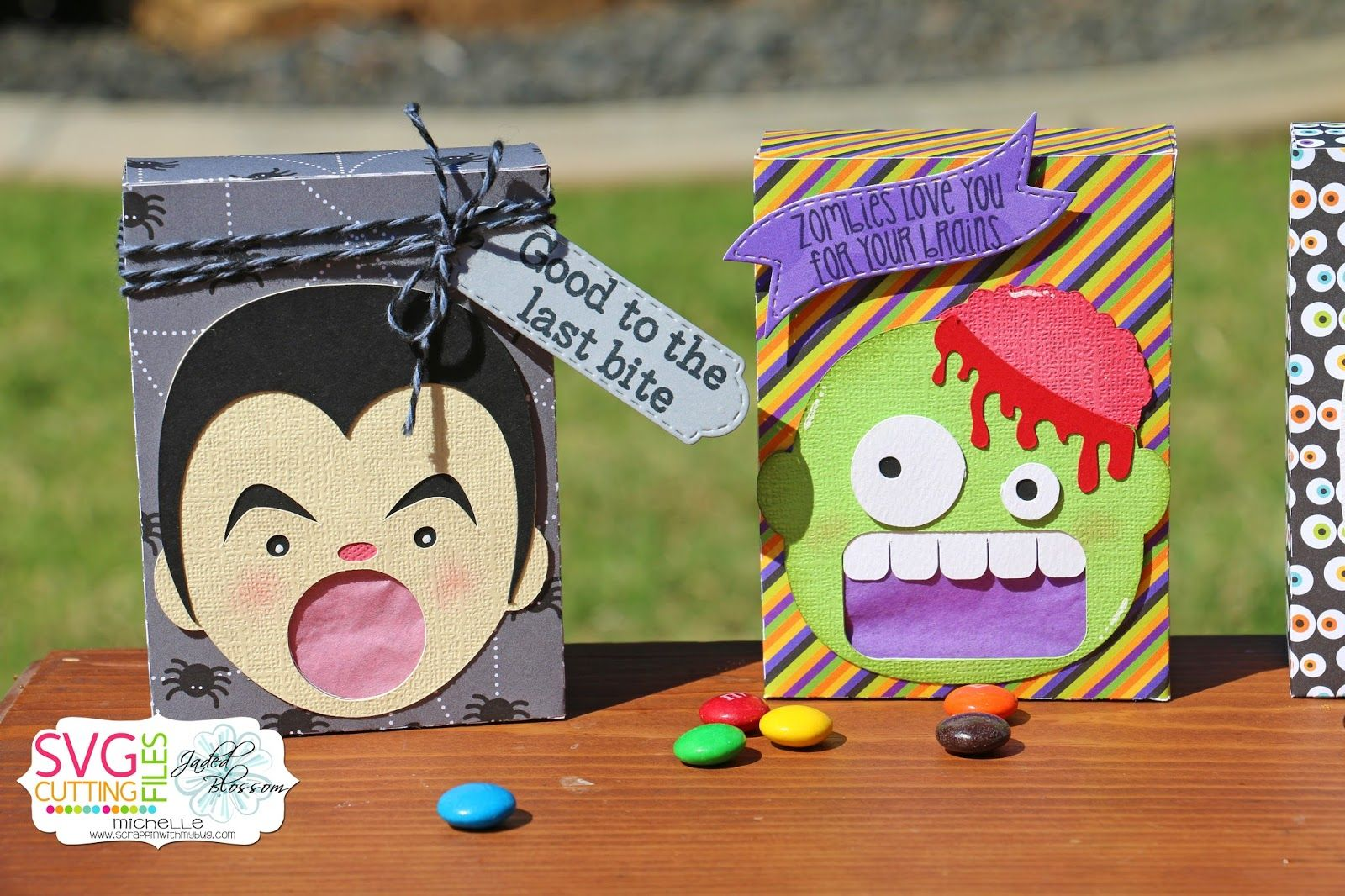 Halloween Treats Blog Hop!!     This hop will give you lots of inspiration to get those Halloween Treats ready by All H...
