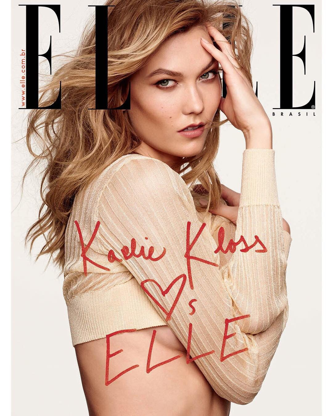 KK for Elle Brazil Special Edition