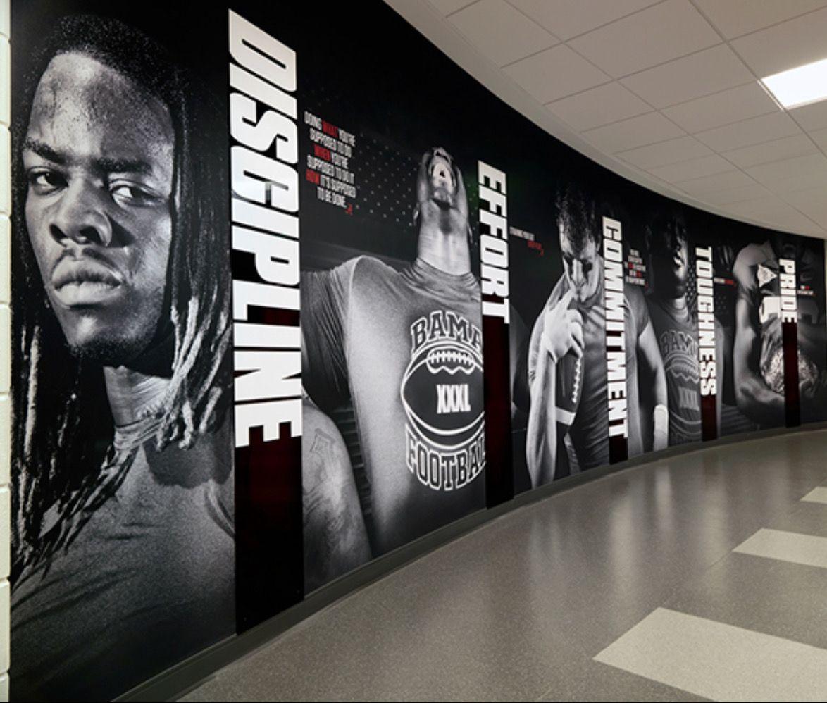 ALABAMA HALL OF CHAMPIONS Alabama RollTide Bama