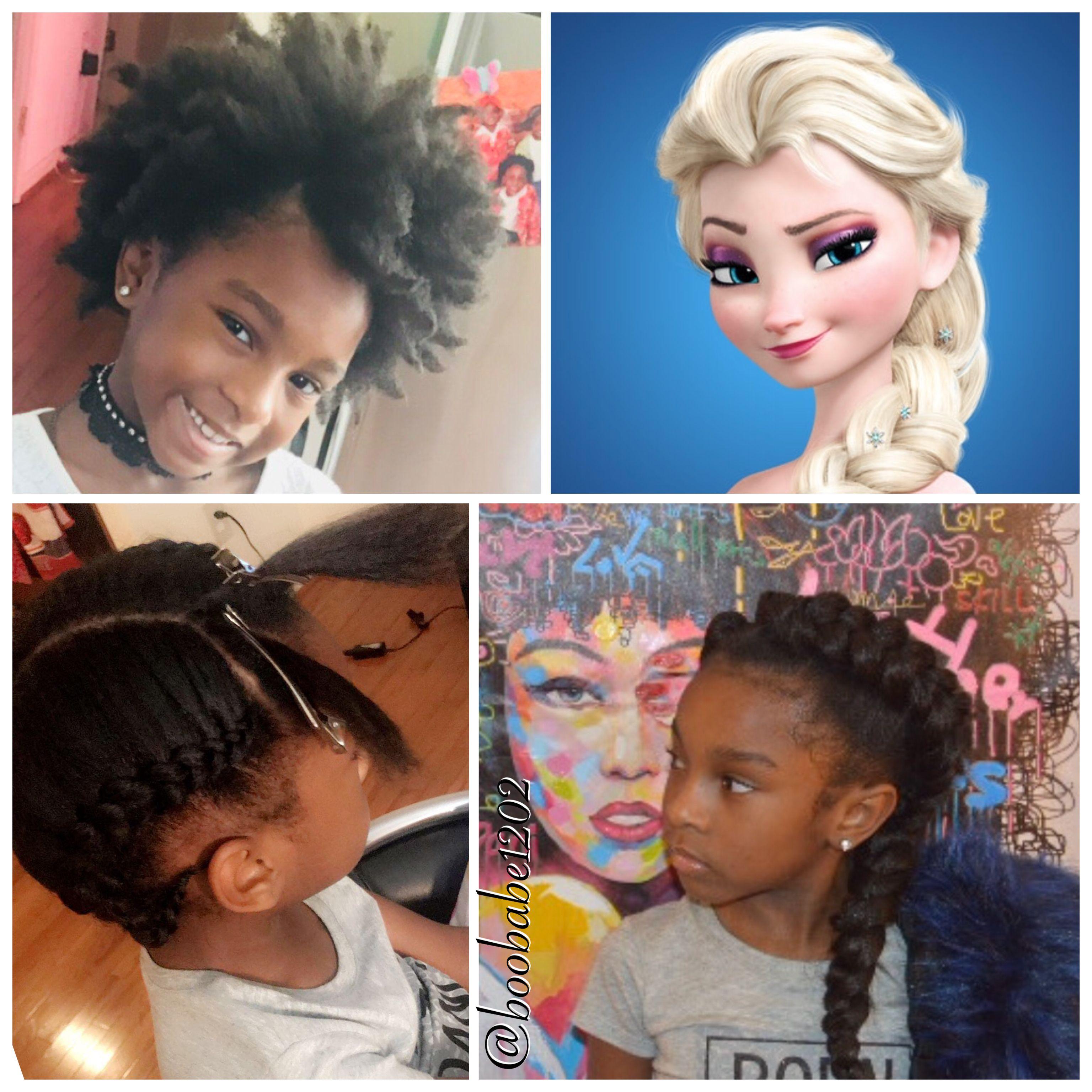 Elsa Braid By Boobabe1202 Elsa Braid Elsa Hair Kids Braids