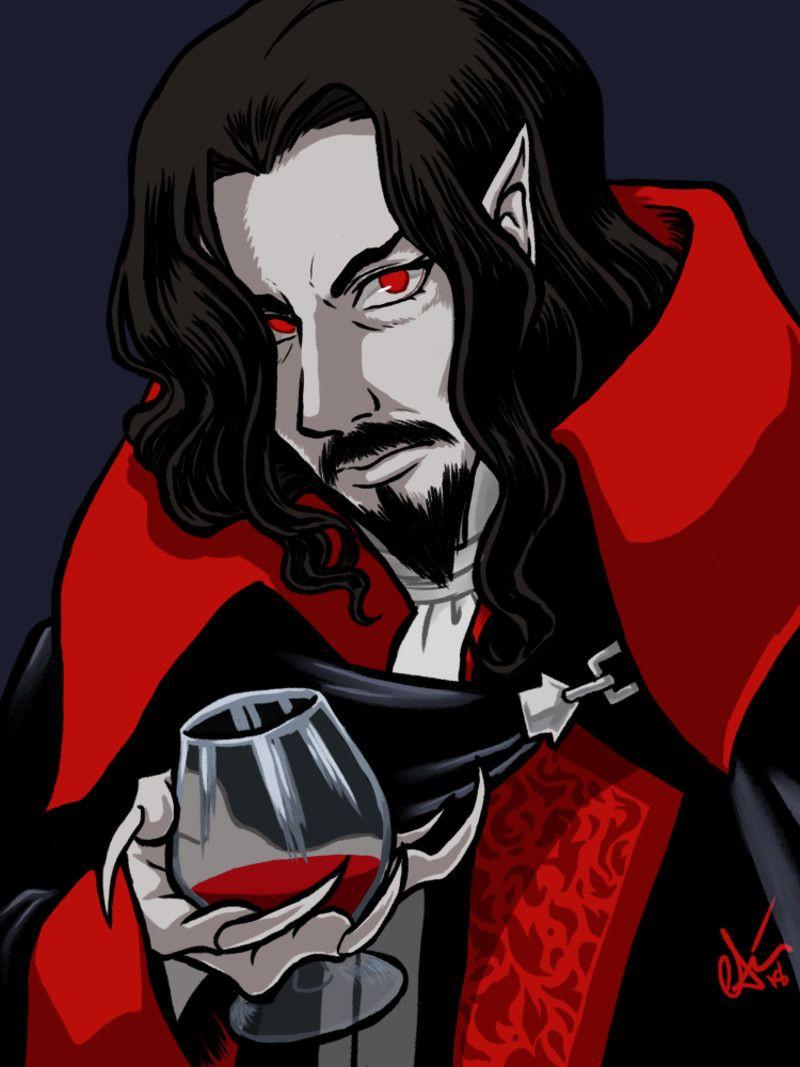 Artstation Dracula Extinct Inks In 2020 Vampire Drawings Dracula Vampires And Werewolves