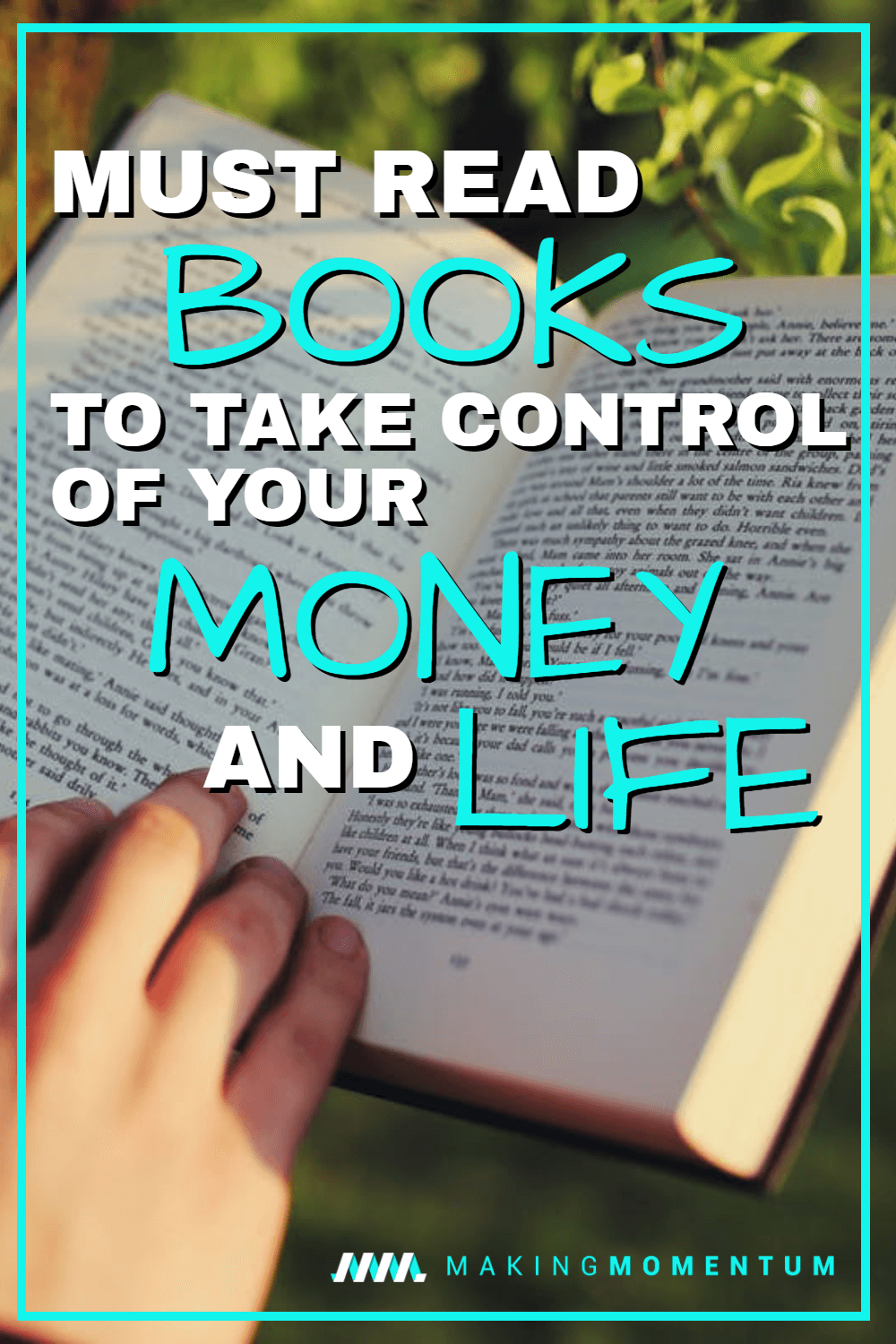 Personal Finance And Self Development Book Recommendations