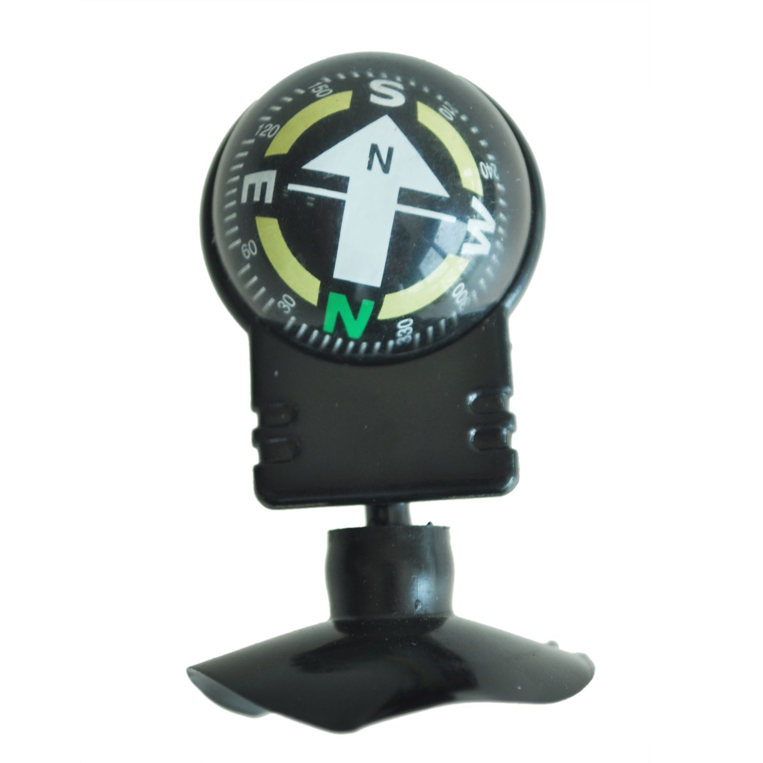 Electronic Digital Compass,Adjustable Military Marine Ball Night Vision Compass for Car Boat Vehicle Caravan Truck Camping & Hiking Compasses
