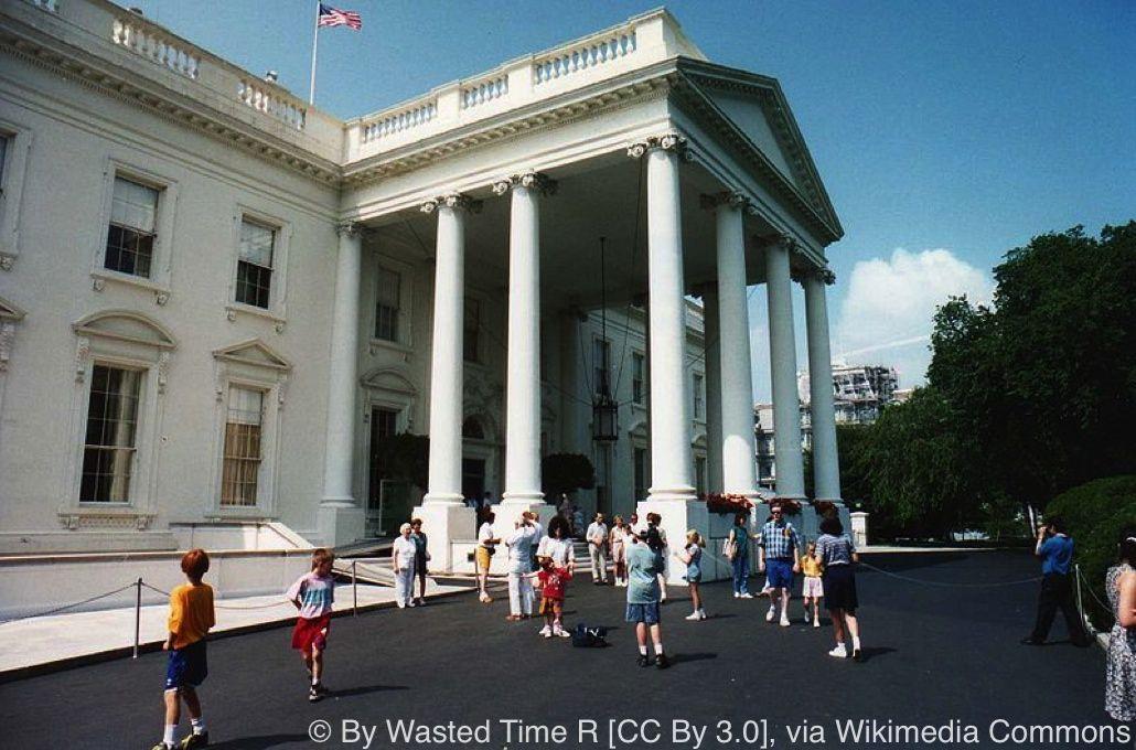 Touring The White House White House Tour White House