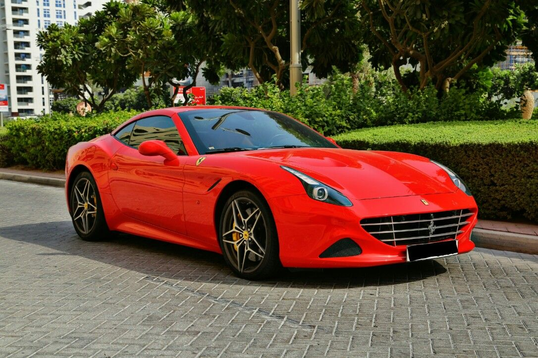 Ferrari California.. | Ferrari california, Blue aesthetic ...